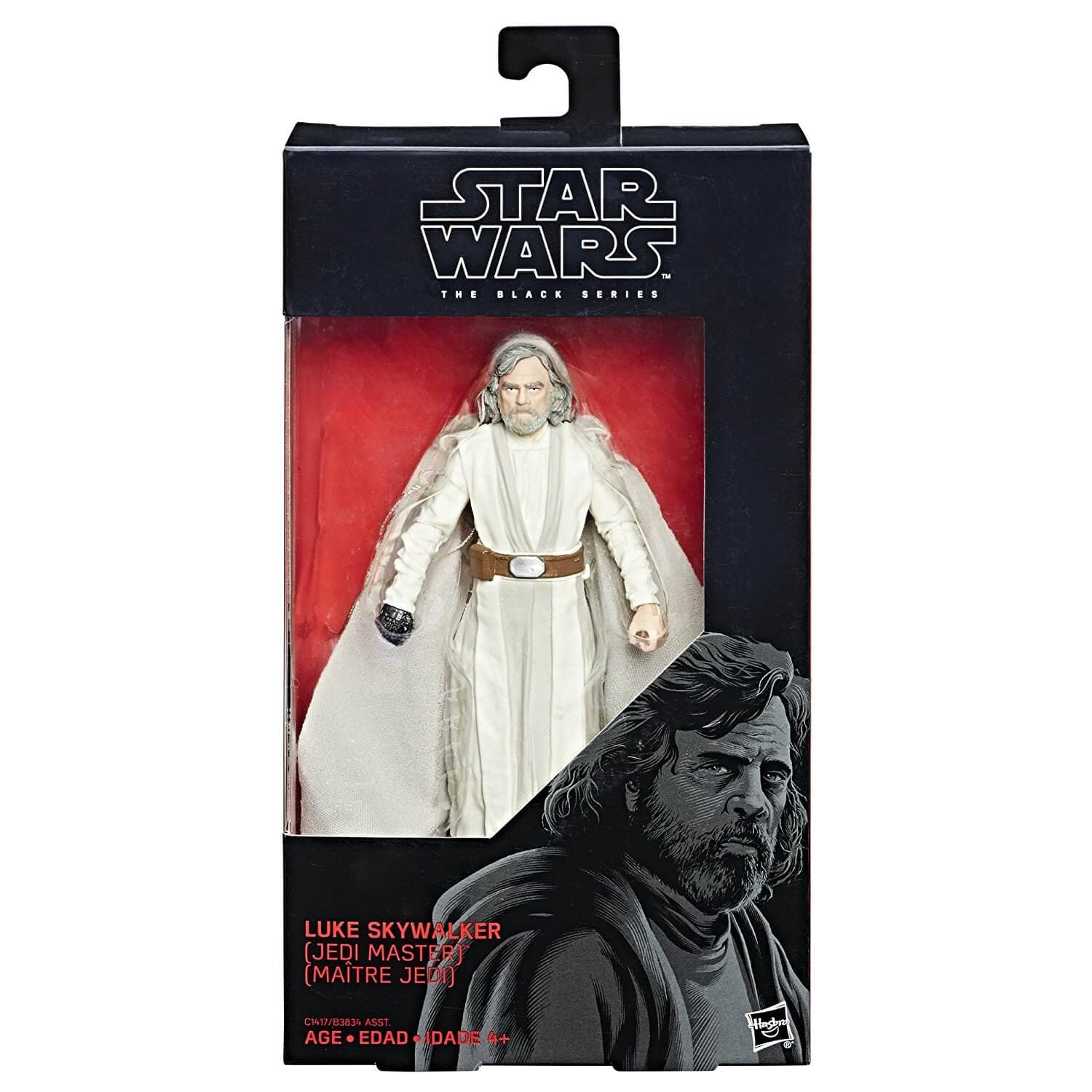 Black Series Luke Skywalker Action Figure