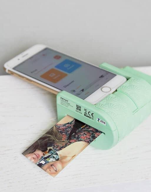Useful Prynt Smartphone Printer in Mint