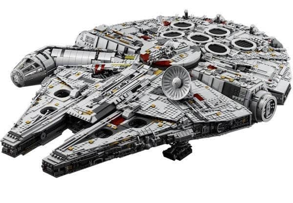 LEGO Ultimate Millennium Falcon Playset
