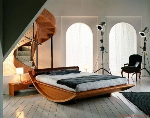 unique bed frames australia