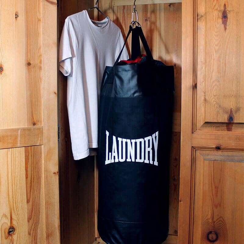 Laundry Punch Bag for Guys