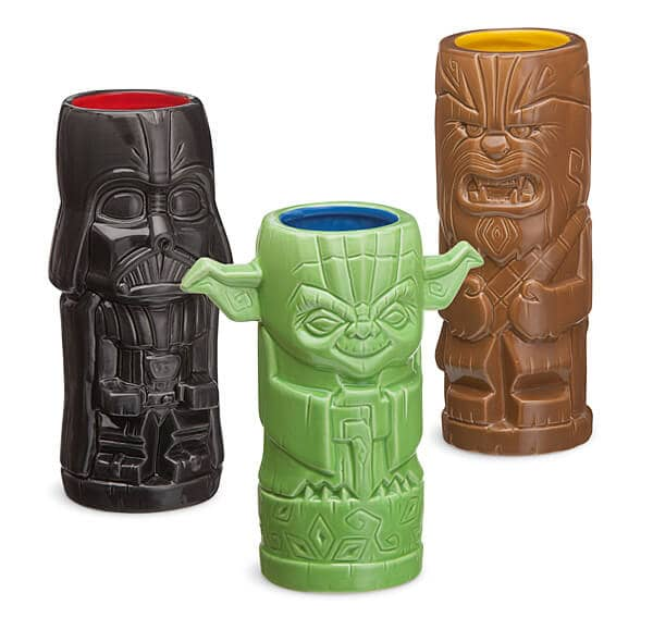 Star Wars Geeki Tikis – Series 1