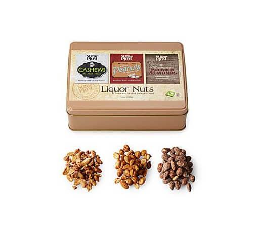 Around the World Spicy Nut Collection