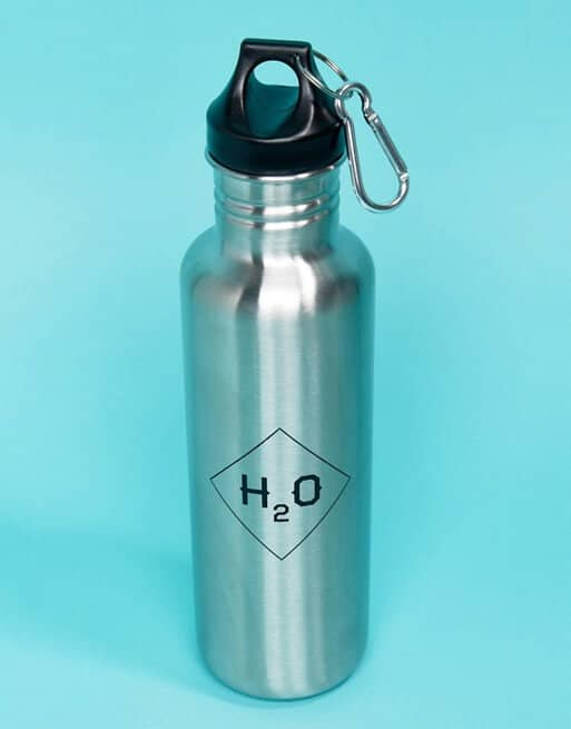 Gift Republic Water Bottle for Outdoor Lovers