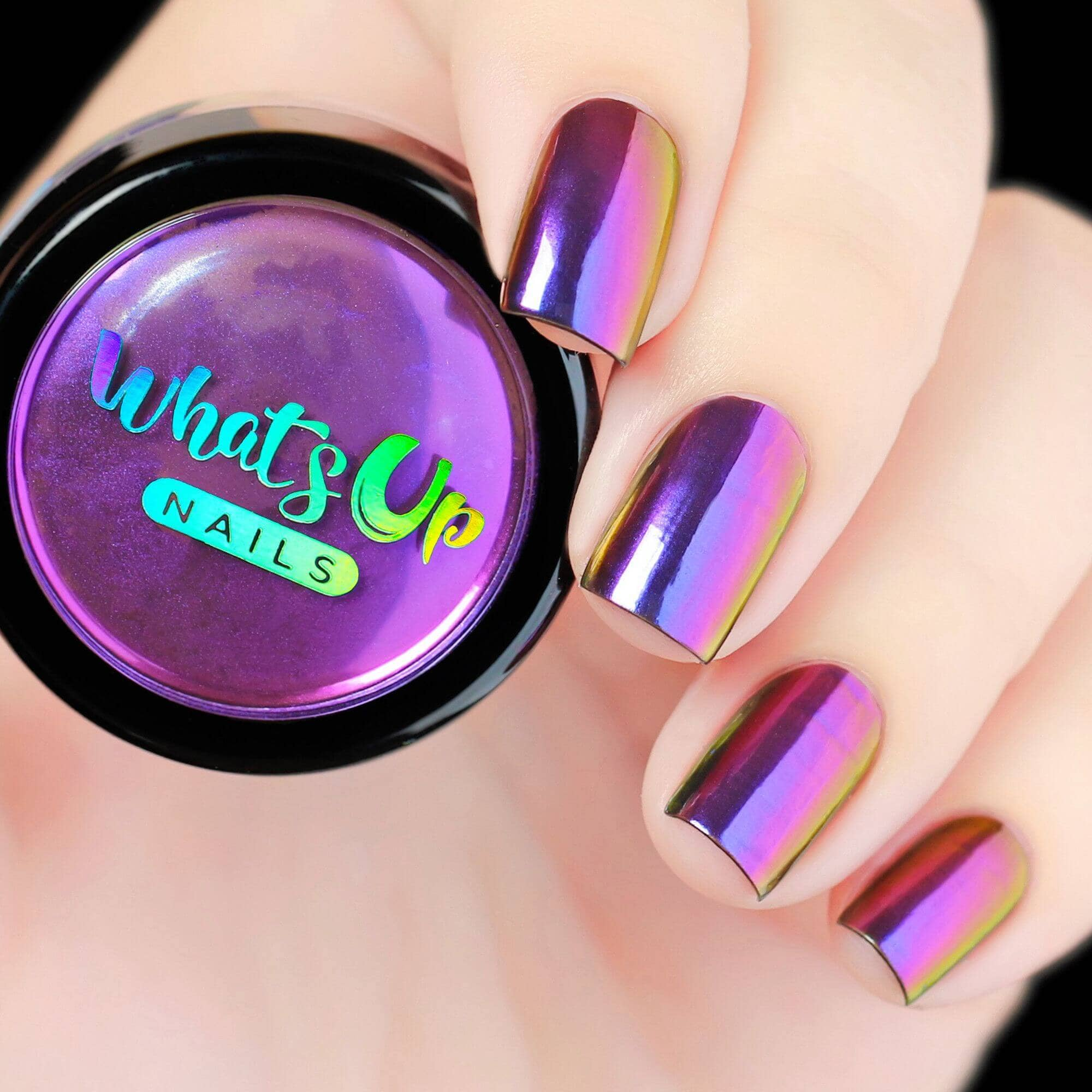 Purple Rain (and Purple Rainbows)