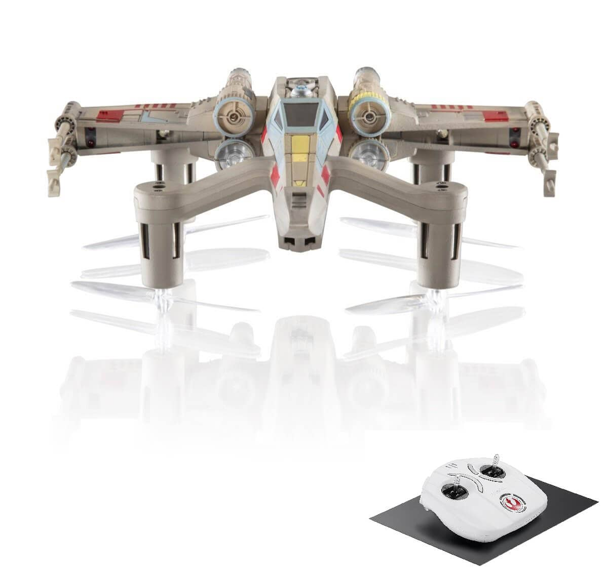 Star Wars T-65 X Wing Battling Quadcopter