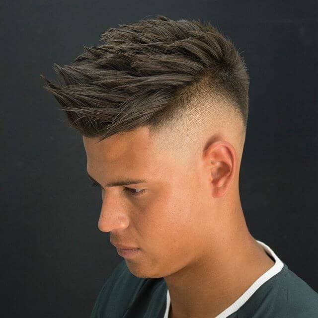 Boys Undercut with Clean Cut Sides