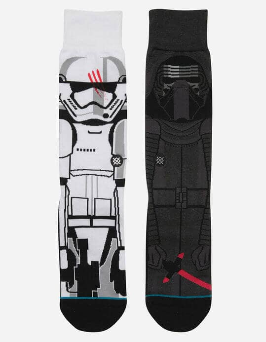 STANCE Star Wars Disturbance Men's Socks