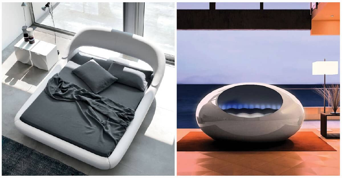 50 Cool Beds That Are Straight From