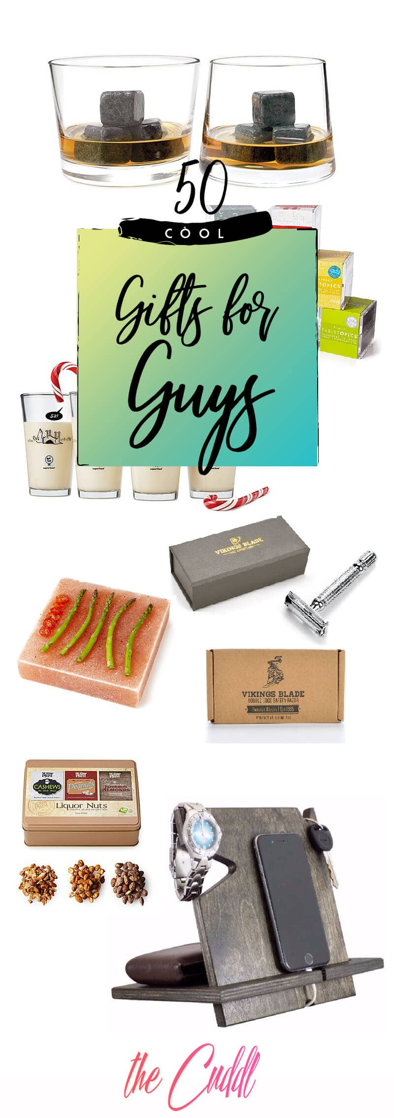 50 Thoughtful Gifts For Men That Will Show How Much He Is Loved And Adored