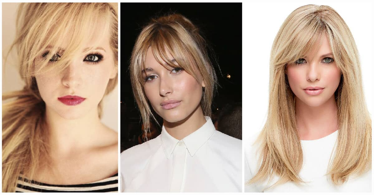 47 Fresh Hairstyle Ideas With Side Bangs To Shake Up Your Style