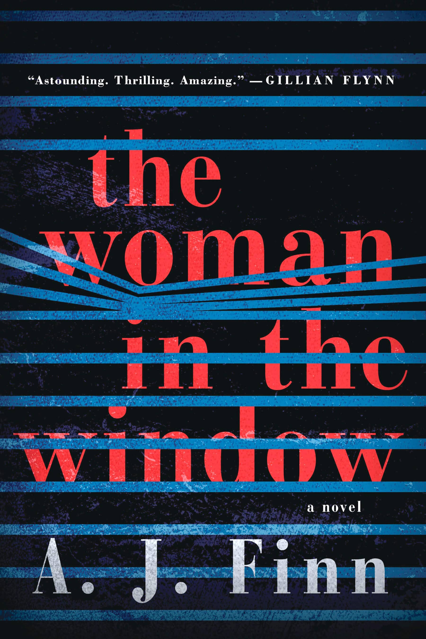 The Woman in the Window Reading Gift for Women