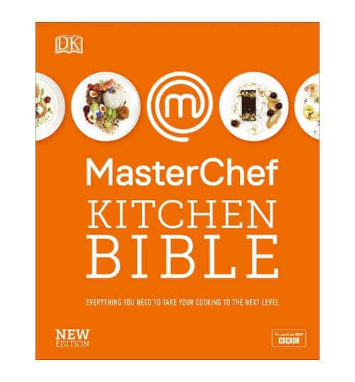 Unisex MasterChef Cookbook for the Kitchen