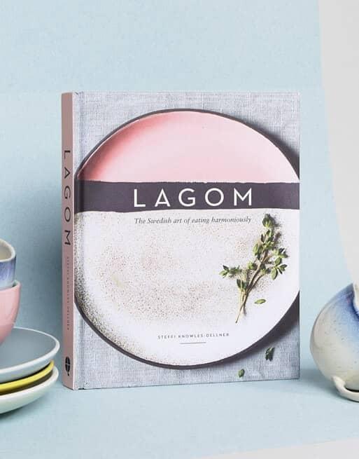 Lagom Swedish Cookbook for the Kitchen