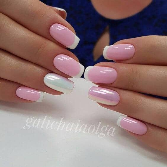 Mix and Match Manicure with Style