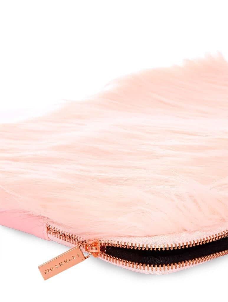 Fuzzy, Fury Laptop Sleeve Case