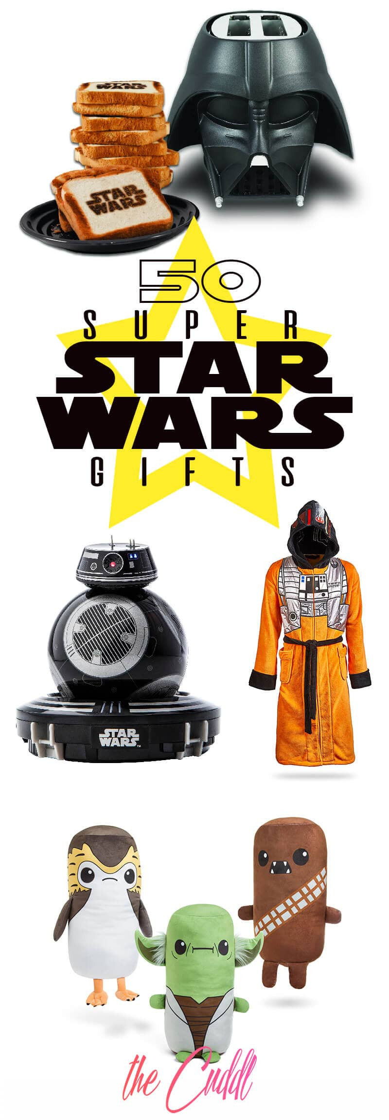 50FunStar Wars Giftsto Show Your Loved Ones You Care