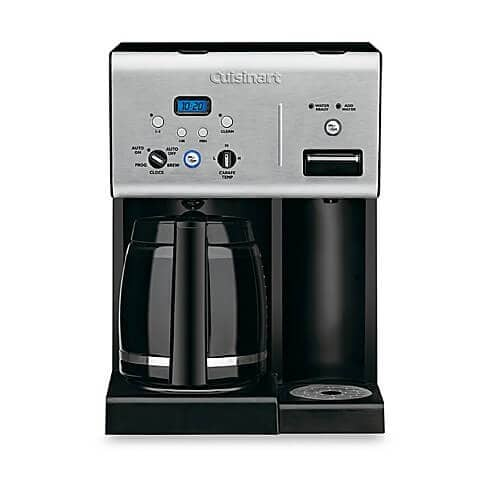 Cuisinart Coffe Plus 12 Cup Coffee Maker