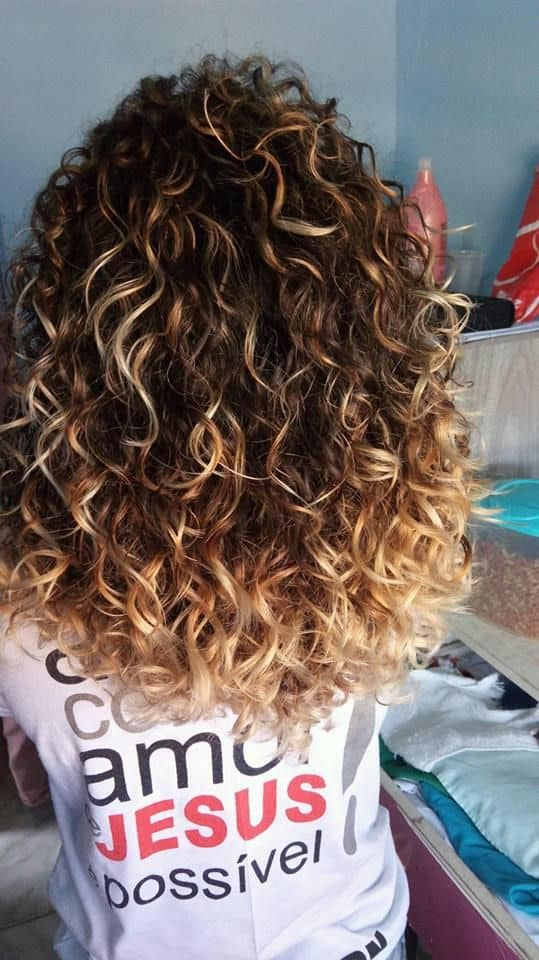 Simply Adorable Cascading Curls Cut