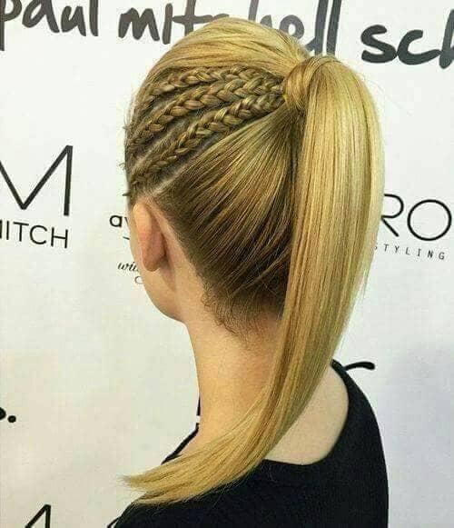 Neat and Tidy Look with Braids