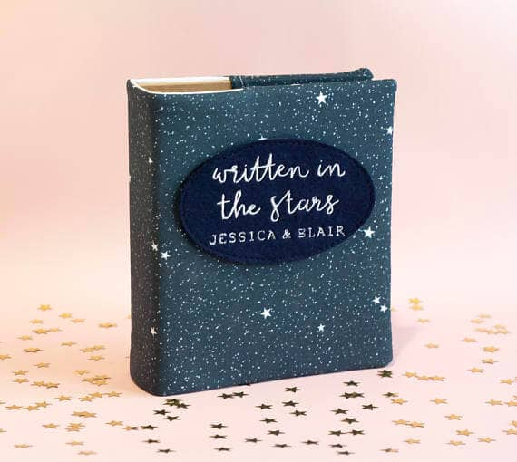 Personalized Constellation Photo Album