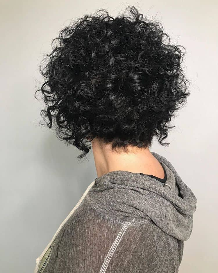 High Fashion Layers Of Curls And Kinks