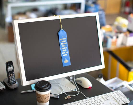 Reward Your Fellow Employee with This Ribbon