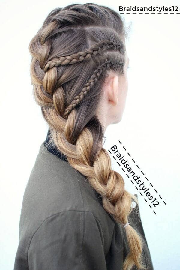 Best Hairstyle to Show Off Your Braids