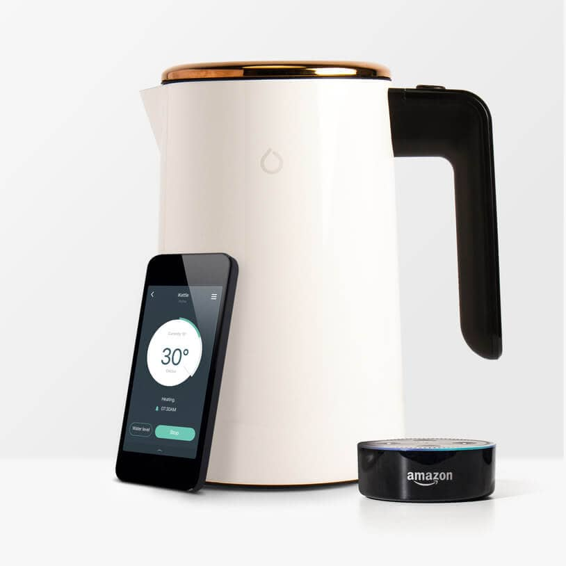 iKettle Internet Enabled Tea Kettle