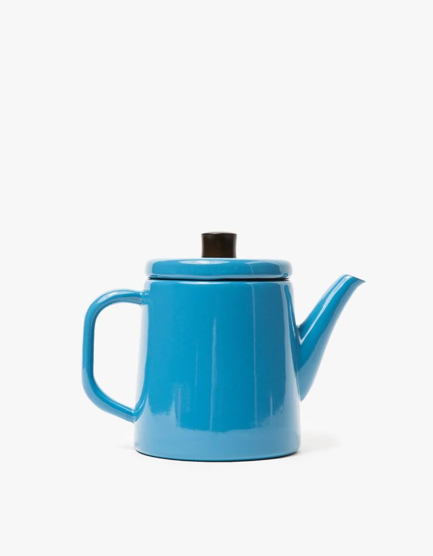 Minimalist Noda Horo Pottle in Blue