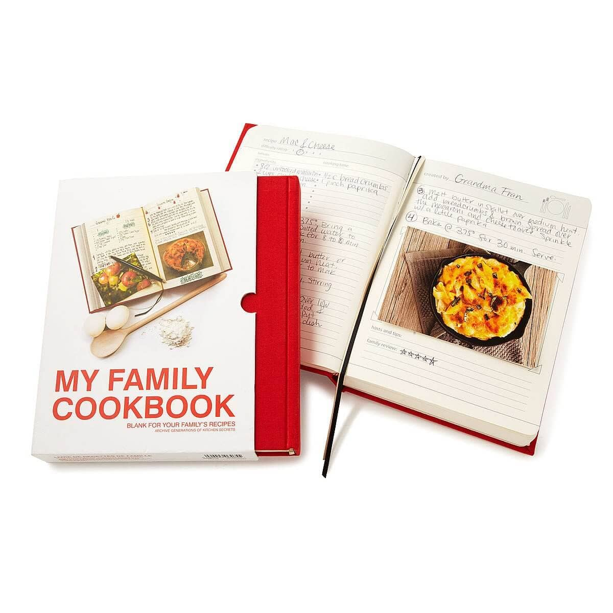My Family Heirloom Recipe Book