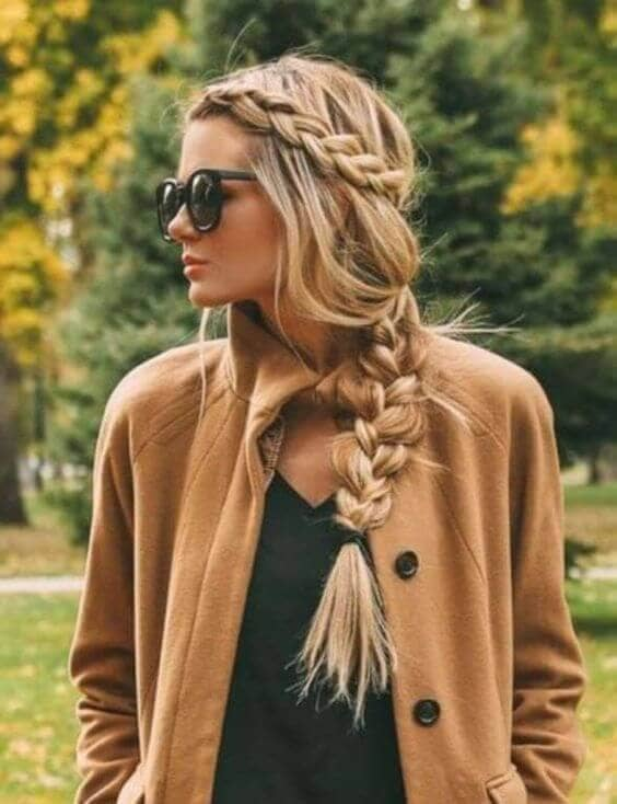 Cool and Fresh Look for Fall