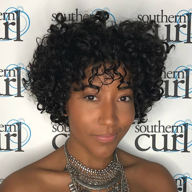 Quick And Easy Curly Crop