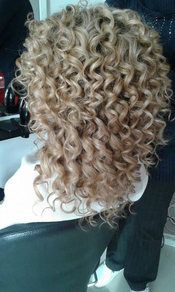 Curled To Perfection Long Haircut