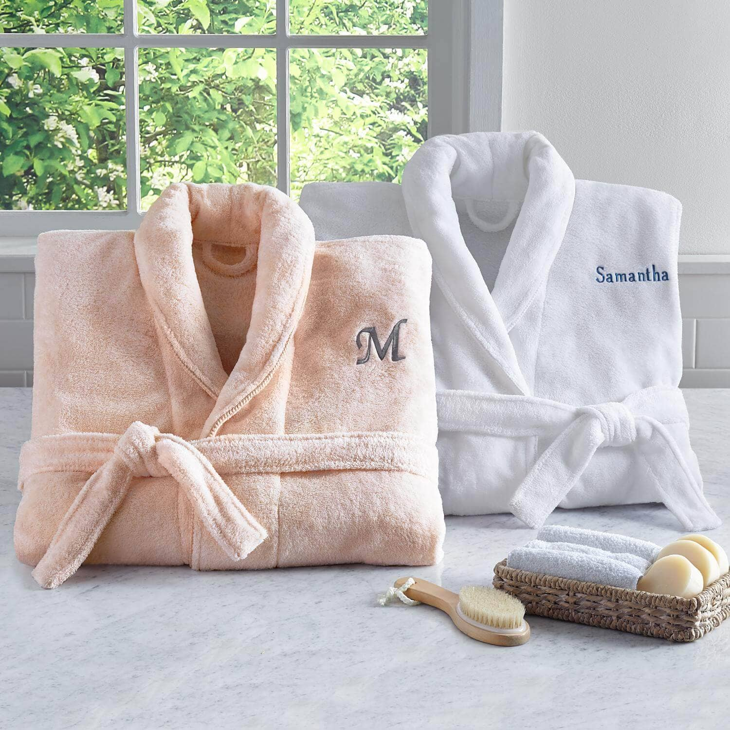 Women's Personalized Robe