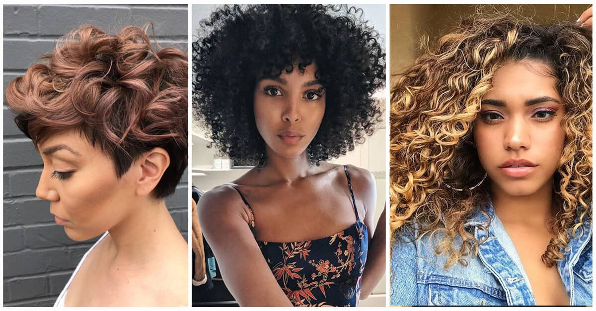 Haircuts For Curly Hairstyle