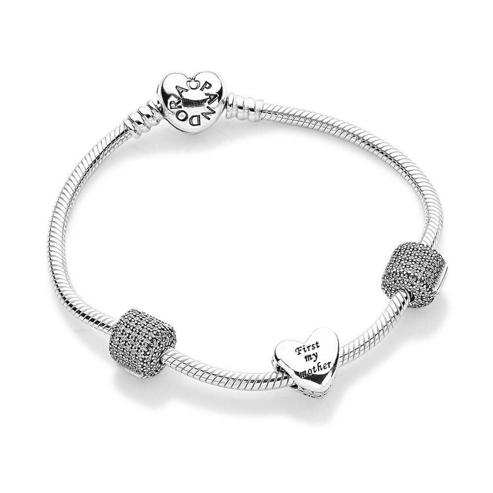 Heartwarming Forever My Friend Pandora Bracelet