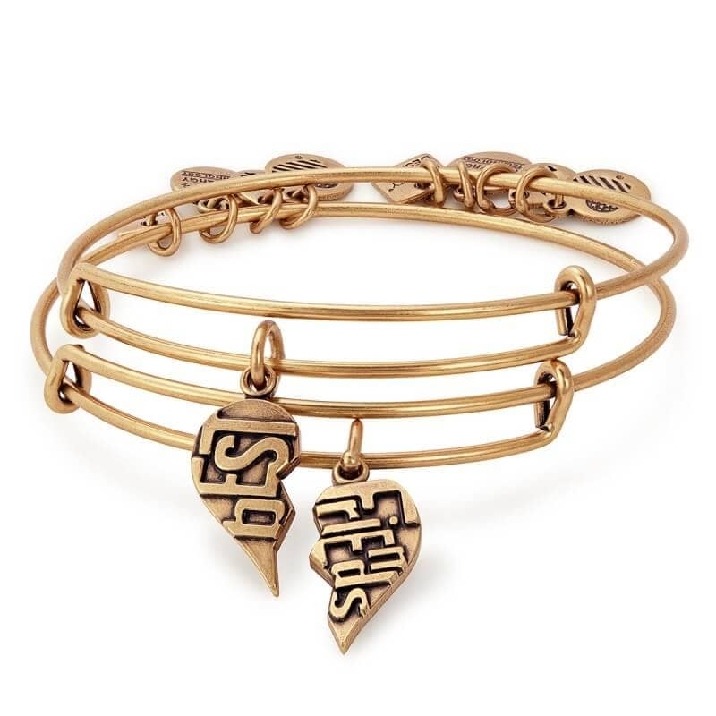 Adorable Best Friend Alex and Ani Bangles