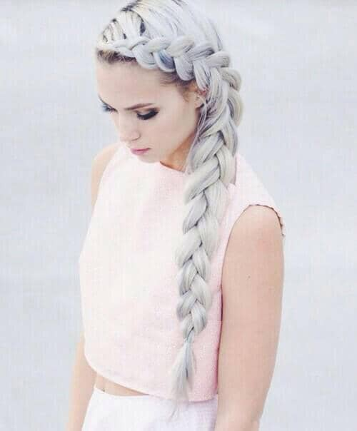 Braid that Evokes a Fantasy