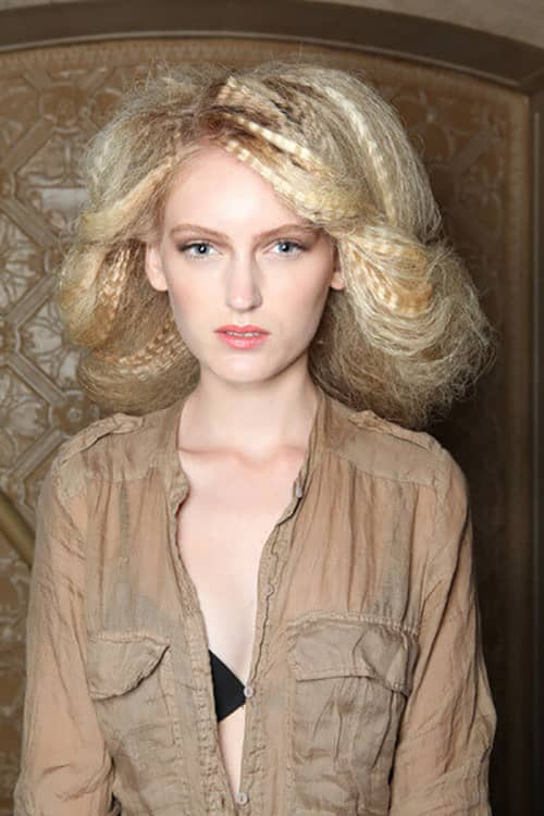 Billowy Cloud of Hair for Unforgettable Style