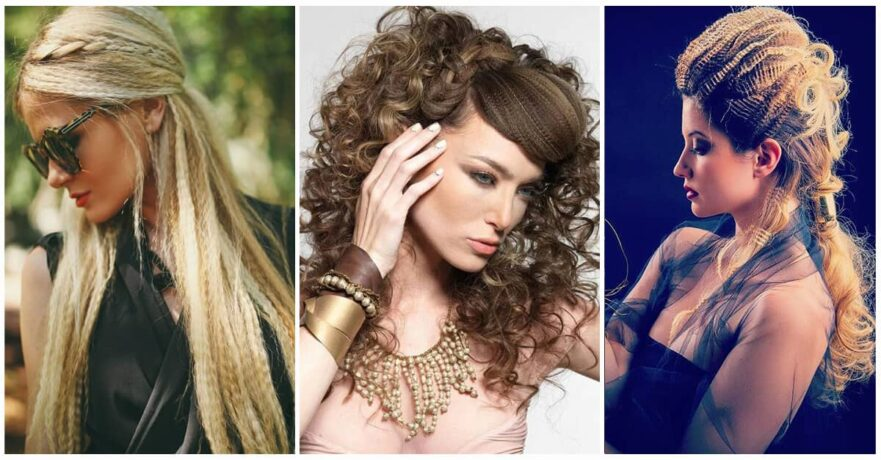 50 Sexy Crimped Hairstyle Ideas that Will Make You Feel Daring and Different