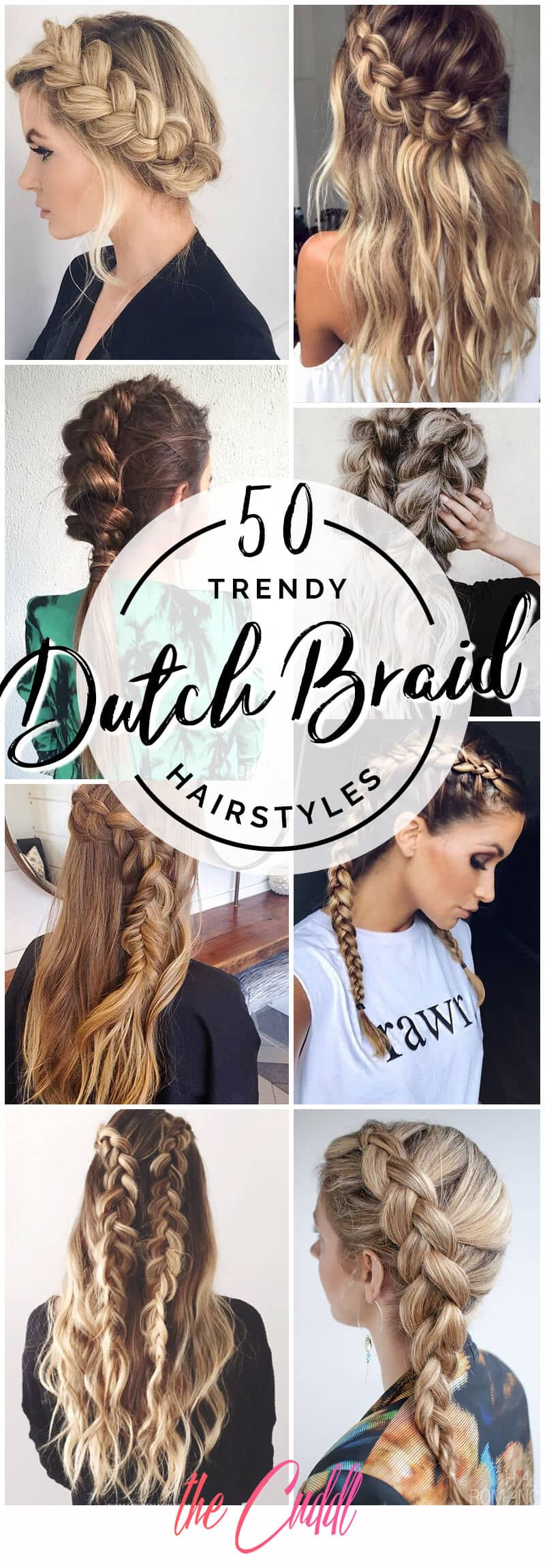 10 Trendy Dutch Braids Hairstyle Ideas to Keep You Cool in 10