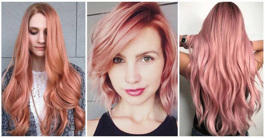 50 Irresistible Rose Gold Hair Looks That Prove You Can Pull Off This Trend