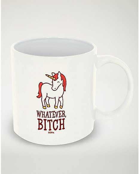 Sassy and Unique Fun Unicorn Cup
