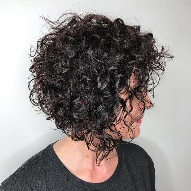 Beautiful Fashion Rolls for Short Curly Hair