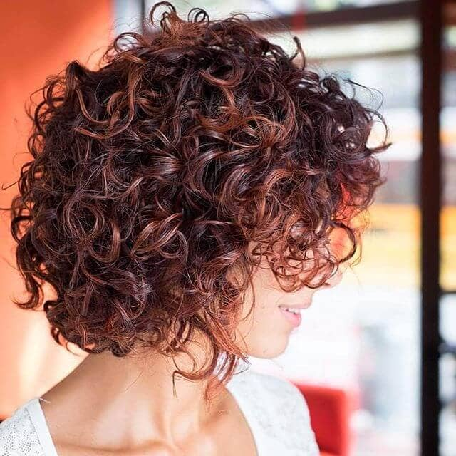 Longer Curls With Texture And Definition