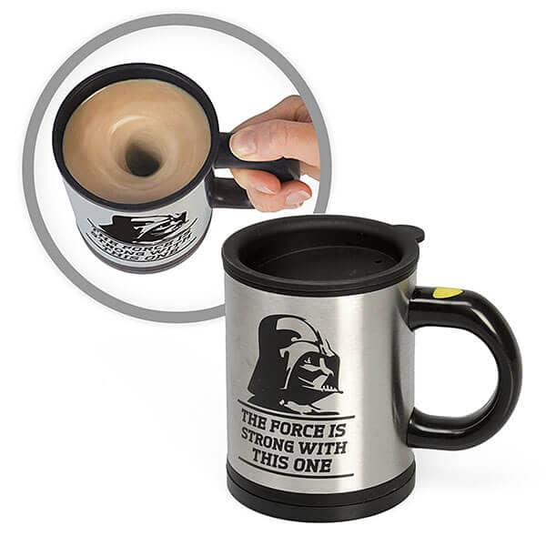 Darth Vader and the Force Coffee Mug