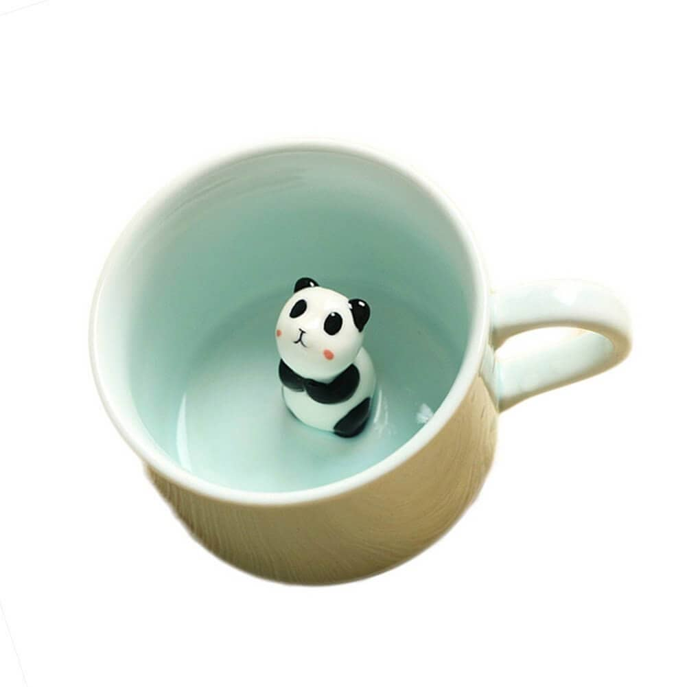 Panda Design Ceramic Cup