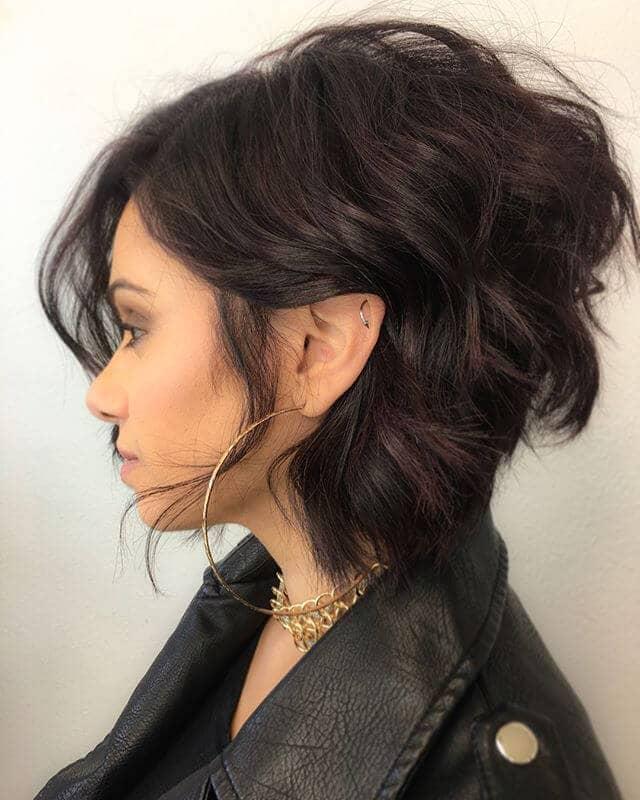 Super Soft Curls Messy Pixie Cut