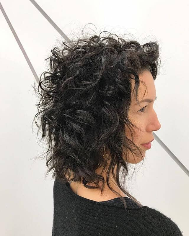 Short Curly Hair Trending Now